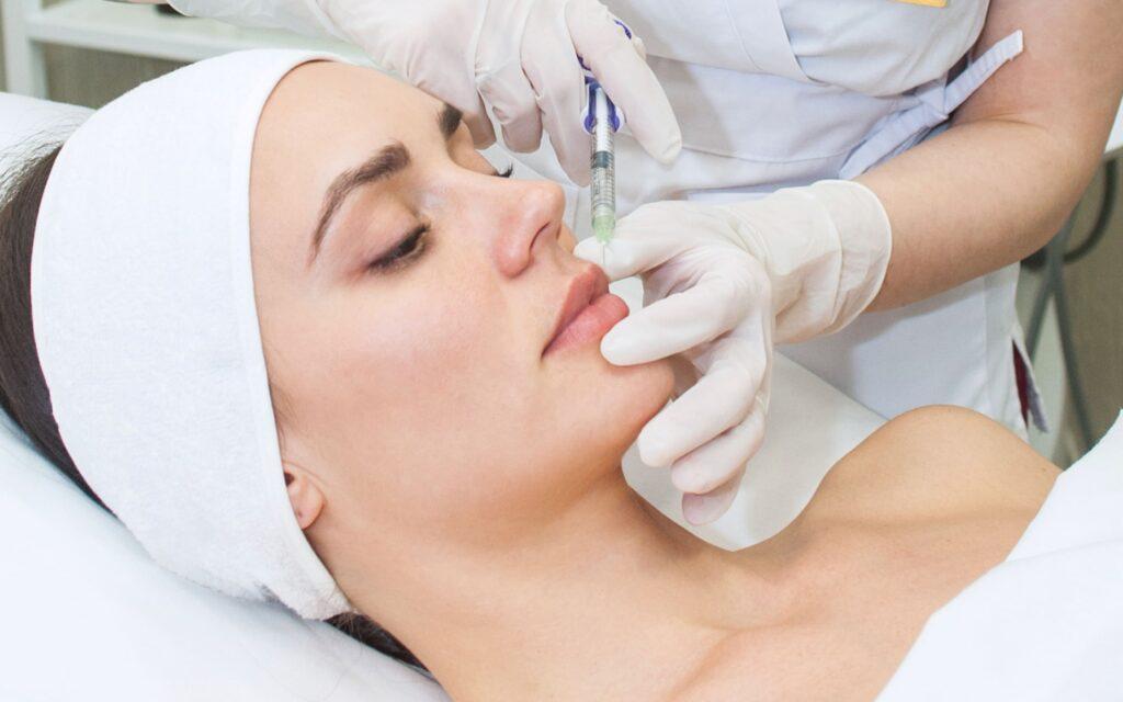 инъекционная пластика губ